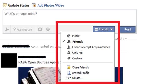Facebook 'Privacy Dinosaur' Warns Before Posts Go Public