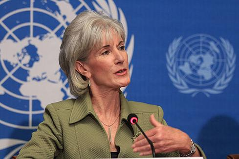 Kathleen Sebelius (Source: Wikimedia Commons)