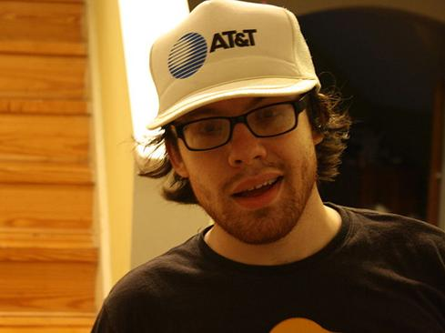 Andrew Auernheimer, a.k.a 'weev' (Image: Wikipedia)