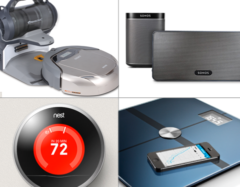 8 Gadgets For The High Tech Home
