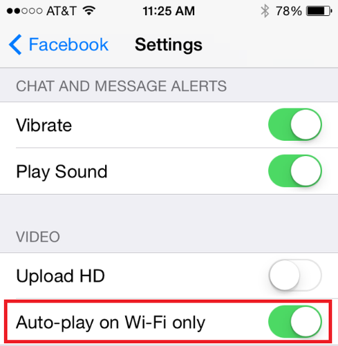 Facebook Video: How To Disable Auto-Play - InformationWeek