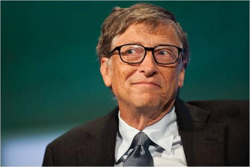 9. Was resentful of Bill Gates being the company 'chick magnet.' (Source: Getty Images, published in the New York Post)