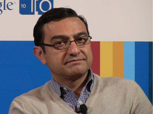 Vic Gundotra, with Google for 8 years, came from Microsoft. (Source: Wikipedia)