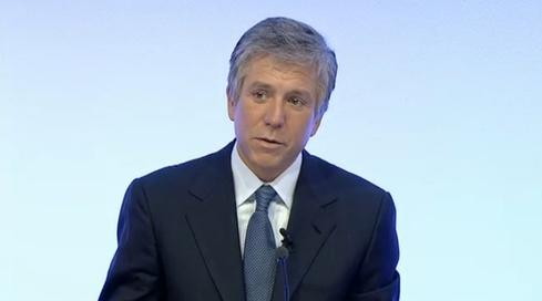 SAP co-CEO Bill McDermott set the tone for SAP's new direction at a February investor conference.