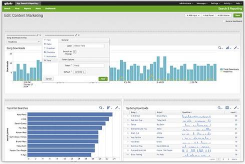 Splunk Extends Analysis To NoSQL Databases - InformationWeek