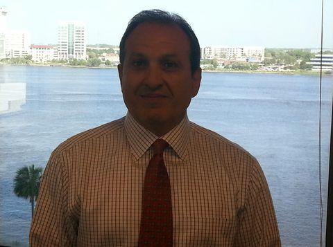 Baptist Health CIO Roland Garcia.