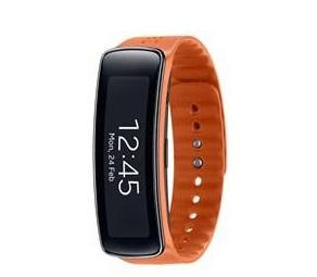 Microsoft's smartwatch will allegedly resemble Samsung's Gear Fit.