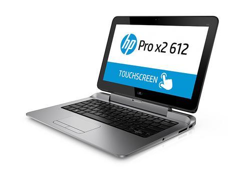 The HP Pro x2 612