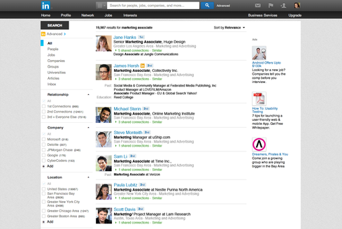 linkedin profile photographs how to stand out
