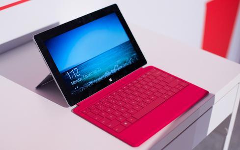 Microsoft's Surface Pro 2
