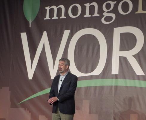 MongoDB CEO Max Schireson discusses the evolution of data-management needs at MongoDB World 2014.