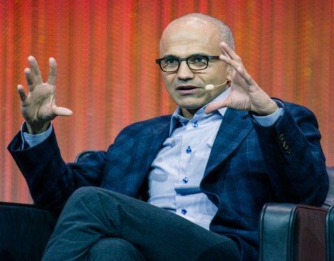 Satya Nadella Sometimes it's just fun to keep the good times rolling. Nadella seems smart, engaged, and a little more even-keeled than Ballmer was, so we might find it difficult to work up a lot of angst for him. But if Windows 8 continues to flounder and Xbox One continues to come in second, the boo birds will come out. And everyone loves to play armchair CEO.