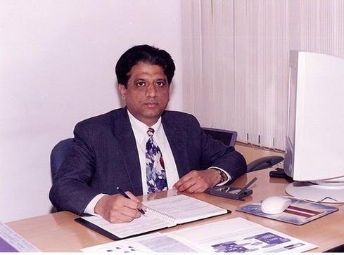 Nixon Patel