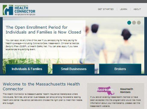Massachusetts Health Connector and other state health insurance marketplaces are retooling for the next open enrollment period.