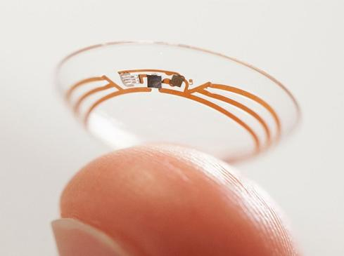 Future wearablesAlready Google's skunkworks division, Google X, has announced it is developing a contact lens with microscopic sensors that can monitor the blood sugar levels of someone with diabetes, using the tears as a fluid source. The lens has tiny sensors, a tiny processor to analyze the sample, and even a small antenna that allows it to send that data to an outside device - like a Google Glass for an obvious example. It isn't a stretch to extrapolate from just blood sugar levels to all sorts of things the lens could detect. One easy one is how often you blink and how long your eyes stay shut while driving. This could be a very early warning system that could help prevent driving while tired. Just this month, Google X landed a big partner for the lens. Swiss biotech giant Novartis announced it was teaming up with Google, and lens maker Alcon, to license the smart lens tech for 'ocular medical uses.' One of those is the diabetes monitoring Google already envisioned for the lenses, but another use is to actually enable the eye to autofocus on objects, for people suffering from a condition called presbyopia. Expect many more ideas and partnerships to come. Image credit: healthline.com