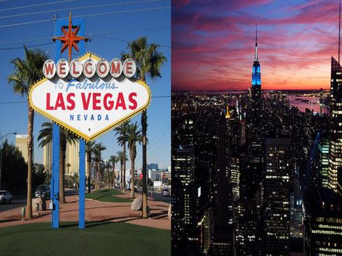 NYC Vs. Vegas: 10 Fun Interop Differences