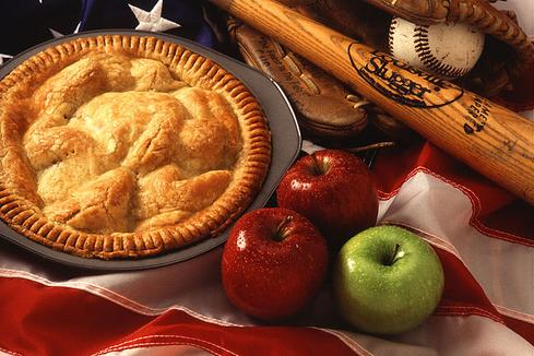 'Motherhood and apple pie' (Source: Scott Bauer, USDA ARS, via Wikimedia Commons)