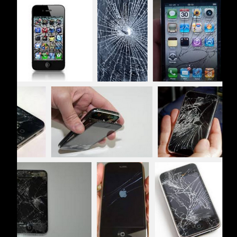 (Source: Google Image Search) One of the hottest iPhone 6 rumors, if true, would be great news for users who've had to replace a cracked or shattered iPhone screen. The new model reportedly features a screen made of sapphire crystal. From a durability perspective, sapphire's claim to fame is that it's very hard to scratch, crack, or mutilate, making it an ideal material for smartphone screens. Try hard enough, though, and sapphire will crack under the pressure -- well, shatter, actually. Last month, a video emerged from China showing an alleged iPhone 6 sapphire screen surviving fairly brutal treatment, including hammer blows, knife scratches, flame from a cigarette lighter, and unnatural twists and turns. The screen finally did shatter when run over by a vehicle's tire -- proof it's not unconquerable.