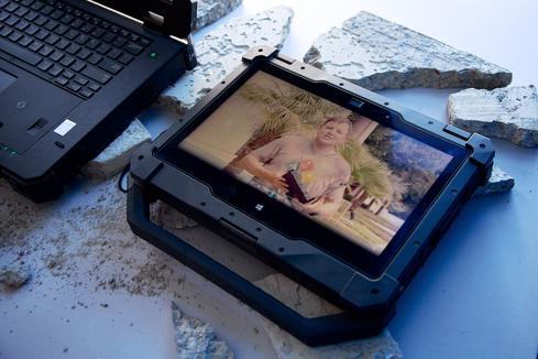 Dell's new ruggedized Latitude