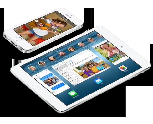 iOS 8 (Source: Apple)