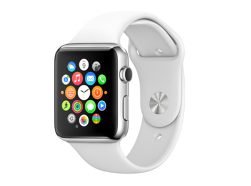 Apple's Watch, probably the company's biggest breakout product since the iPod.