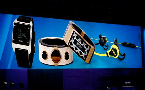Intel execs say the company's reference designs are helping partners bring wearable devices to market.