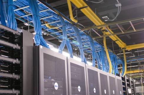Atlantic.Net data center.