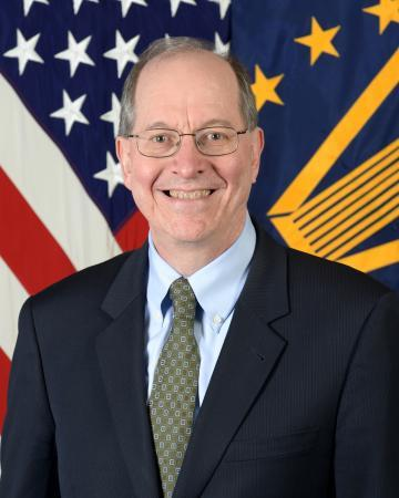 Defense Department deputy CIO for cybersecurity Richard Hale.