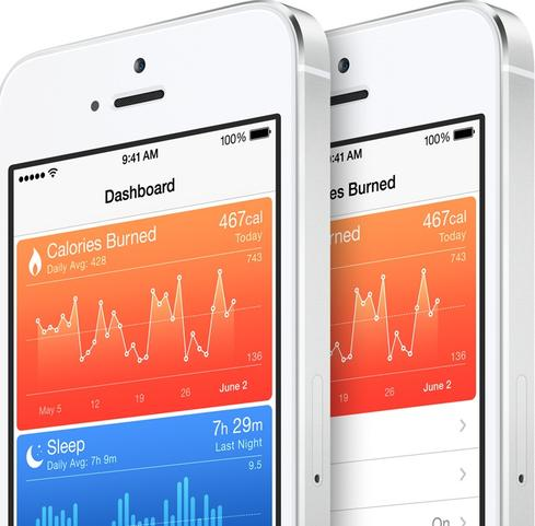 Apple's HealthKit and other smartphone health apps raise privacy, data ownership questions.