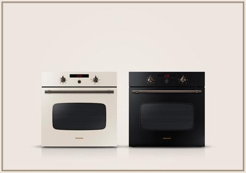 Meet the new oven, same as the old oven Samsung may stand accused of copying Apple's iPhone, but who didn't? The thing is, Samsung is quite capable of exceptional design on its own. Consider Samsung's Neo Retro Oven for Russia. Unlike too many modern appliances that glitter with LED screens and awkward controls, the Neo Retro Oven is spare and lovely.