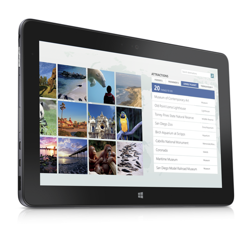 Dell's Venue 11 Pro 7000 is one of the first two-in-ones with Intel's new power-efficient Core M processors.