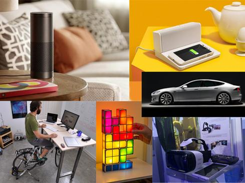 Holiday Gift Guide 2015: What Techies Want