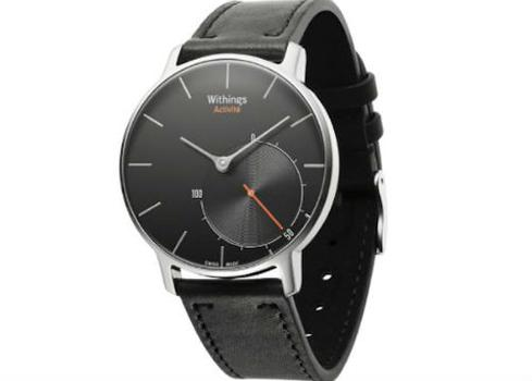 Withings' $450 Activite smartwatch. (Source: Withings)