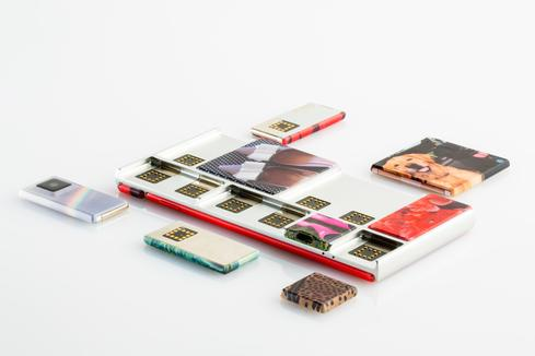 Google Project Ara: 8 Dev Conference Images