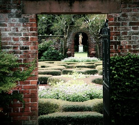 A 'walled garden' maintains order but reduces the open nature of the ecosystem.