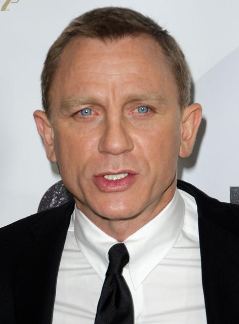 Daniel Craig James Bond became so addicted to the Halo franchise that it caused a rift between him and now ex-girlfriend Satsuki Mitchell. (Image source: Wikimedia Commons)