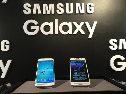 Samsung Galaxy S6: Fast And Fashionable