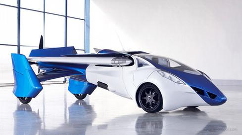 (Source: Aeromobil)