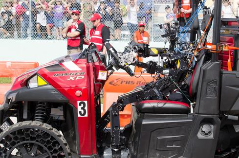 DARPA Robotics Challenge Gears Up For Finale