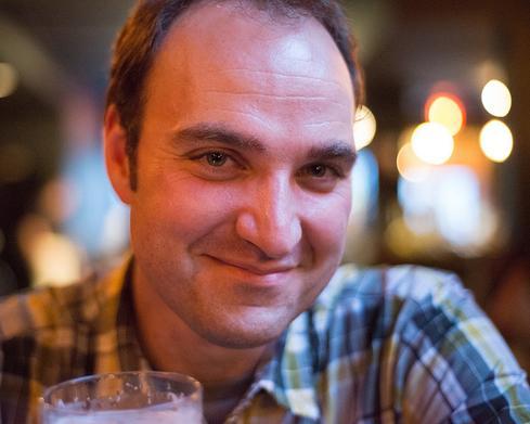Mike Beltzner, Pinterest mobile product lead.  (Image: Pinterest)