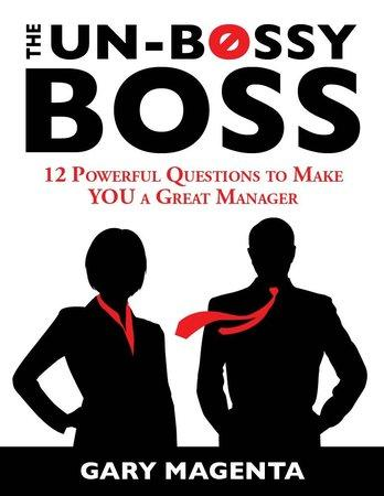 Leadership Lessons  Title:: The Un-Bossy Boss: 12 Powerful Questions to Make You a Great Manager  Author: Gary Magenta  This is the book for people who have read The No Asshole Rule and see themselves in the book's title. This book will reform anyone who may have started off his or her management career on the wrong foot.  It is especially useful in the IT world, where many people get promoted for their technical skills, but lack the people skills to succeed in management. Like many books, the Un-Bossy Boss combines anecdotes and easy formulas for improving yourself as a manager. The devil is in the details here. This book gets the details right more than many other books of its ilk.  (Image: Amazon)