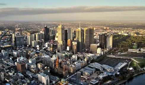 Melbourne adds a data center