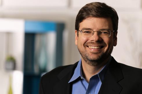 PayPal CTO James Barrese  (Image: PayPal)