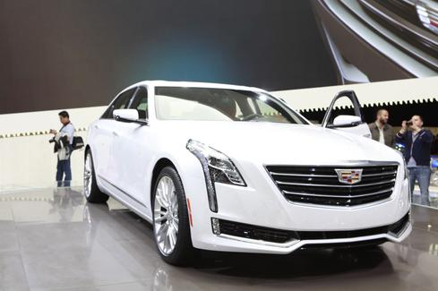 Cadillac CT6