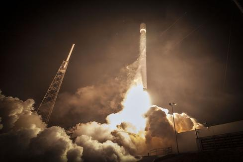 (Image: Space X)