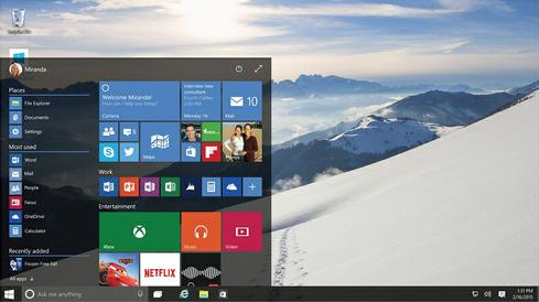 Project Spartan Starts With Windows 10  Make no mistake: Microsoft is trying to get rid of Internet Explorer as soon as possible. Starting with Windows 10 and beyond, Project Spartan will be the default browser. Those of us sticking with Windows 8 or earlier versions of Windows OS don't have to worry. Yet.  (Image: Windows 10 via Wikimedia Commons)