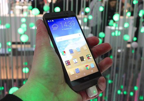 HTC's new One M9 is ready for Lollipop.