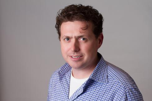 James Watters, Pivotal VP and GM of the Cloud Platform Group