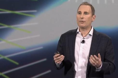 AWS Senior VP Andy Jassy has the Amazon cloud on track.