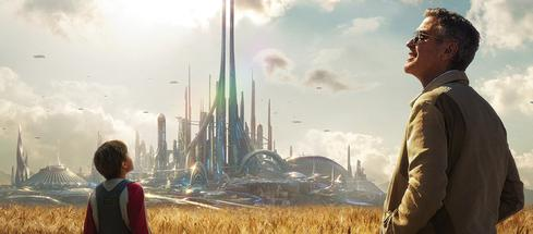 Disney's Tomorrowland Past And Present: A Celebration
